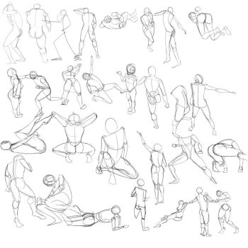 Poses6 by Voi-Tech