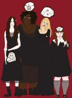 The Coven by lady-toyano