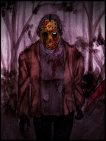 Killer of Camp blood- by Cageyshick05