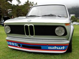 E10 silver BMW Turbo 2002 by Partywave