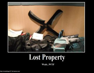 Lost Property by Stormbringer117