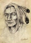 Old Indian Hekate by Scooterek