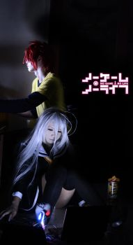 NEET life (No Game No life cosplay) by crumpymeep