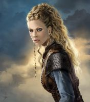 Lagertha by AonikaArt