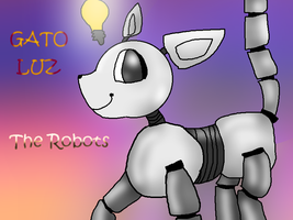 Gato Luz From The Robots by thisisspartacat1230