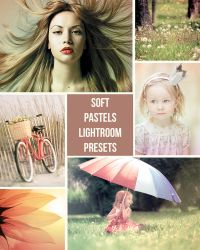 Pastel Lightroom Presets by presetsgalore