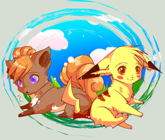.+Pokemon Happiness REUPLOAD+. by Arsaniit-Wolf