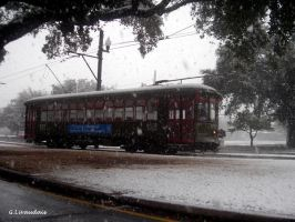 Streetcars in the Snow 3 by Kicks02