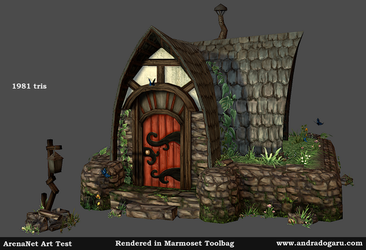 ArenaNet house fave by MystiqueX