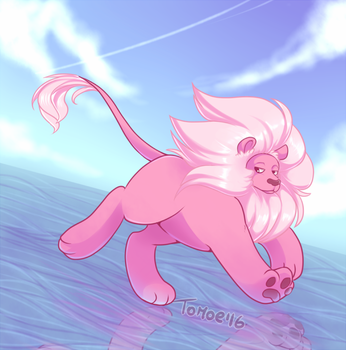 .SU: Lion. by Kikuri-Tan