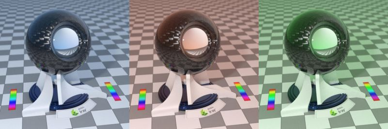 HDR Free Environment Light by MoyKot