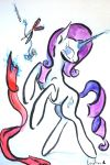 Rarity Color Sceem Painting by ColorSceemPainting