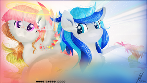 Azure and R.Pulse by IzzyWizzy2002