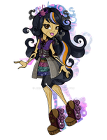 Monster High Freaky Fusion .:Twybelita:. by Airinreika