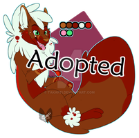 [CLOSED] Fox Amino Adopt: RedVelvet Cupcake by Takarti