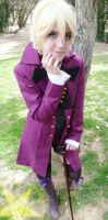 Look at me- Alois Trancy by XiXiXion