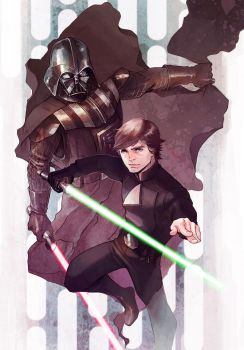 Star Wars by ai-eye