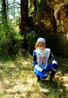 LoZ: Secret of the Forest by Kaira27