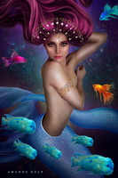 Naiad Queen by Amanda-Kulp