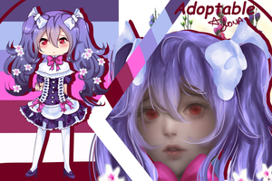 #2  CLOSED | DTA Adoptable by Aya-DNA