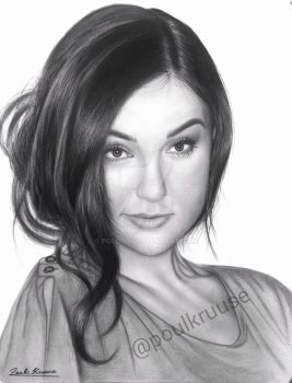 Sasha Grey by Polonx