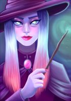Candy Witch by AvenK