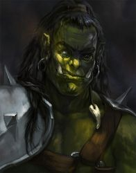 Orc by morawless