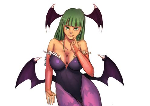 Morrigan Stachpop by Stachpop