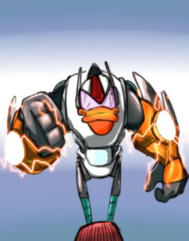 GizmoDuck concept 1 by DBguardian