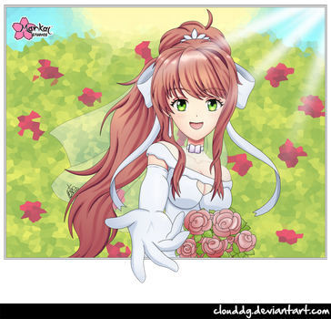 just Monika by CloudDG
