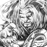 Omega Red by johnnymorbius