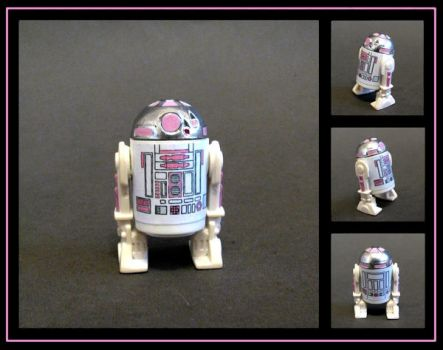 R2-KT (vintage style) custom figure by nightwing1975