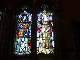 Richard III and Anne Neville by EmpressofHeaven