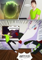 One and the Same - Page 4 by Jenni97