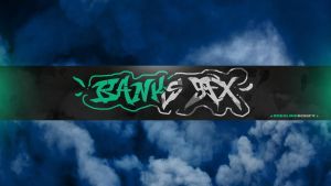 Banks GFX YT Layout Banner by ThexRealxBanks