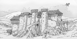 The Fortress of Helgast by Shabazik