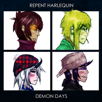 Bhryn 27 14 In Demon Days Its Cold Inside By Repent Harlequin