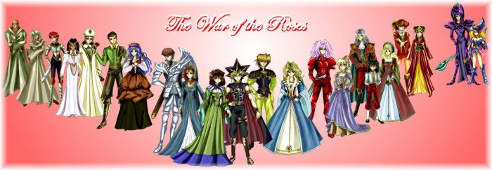 War of the Roses -YuGiOh Style by SetsunaKou