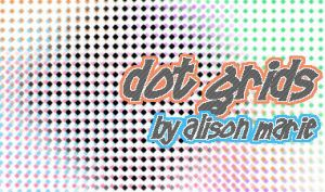 Dot Grids - PSP brushes by sothenshebrokefree