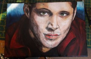 COMMISSION ART - Dean Winchester by GGArtandDrawing
