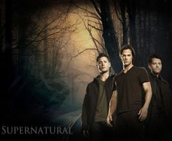 SUPERNATURAL - J2M by Vampiric-Time-Lord