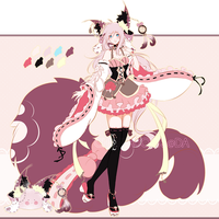 ADOPT- Chidus Species - Pufichi #5 .:extra:. by chisei-adopts