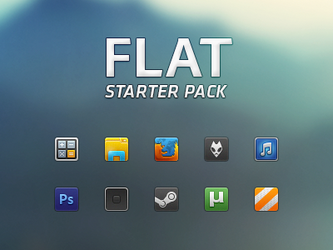 Flat - Starter Pack by AlexandrePh
