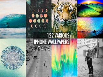Iphone Wallpapers by pildas