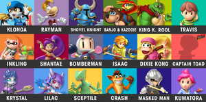 All Characters Smashified by PowerpointSmasher