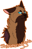 Iron Headshot 82 -SHIMMERINGLIGHTS- by Spottedfire23