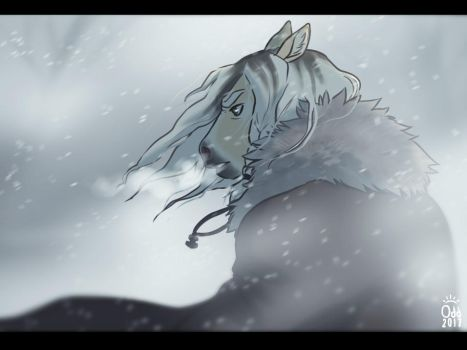 Northern Cold by oddthesungod