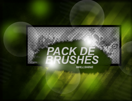 PACK DE BRUSHES para pixlr by Iwillshine