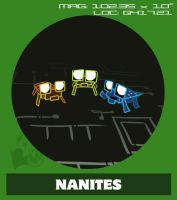 MST3K - The Nanites by AndrewDickman