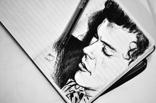 Harry Styles by effingmuttations
